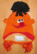 BONNET CRAZY HOMME ORANGE