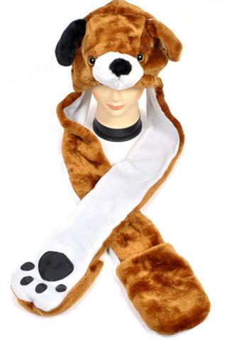 bonnet chien